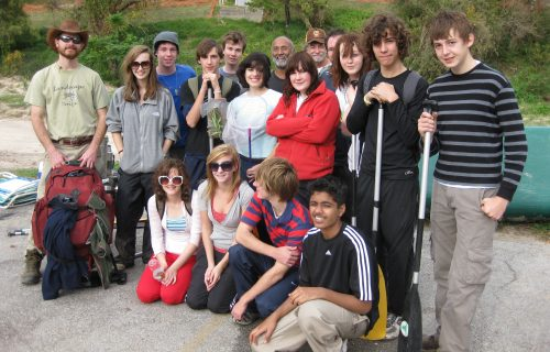 Urban Outdoor Education - Lawrence Spence British School
